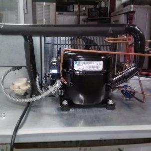 Compressor Changeout