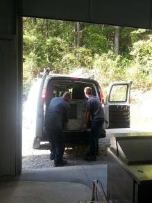 MA & TB unloading